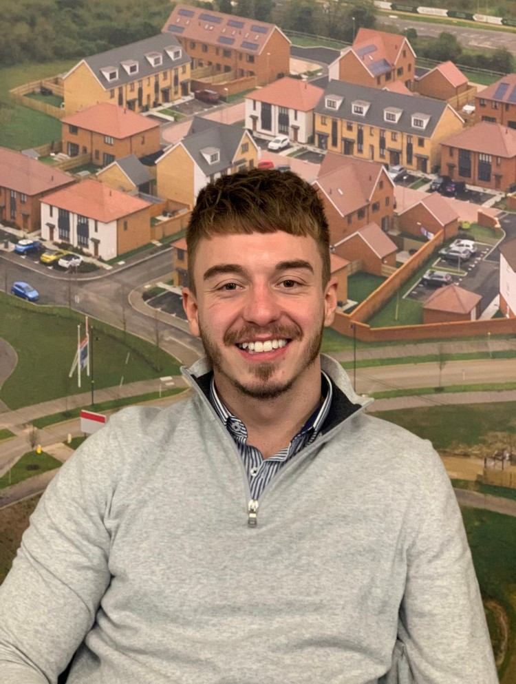 Declan Cleft - Construction Regional Manager